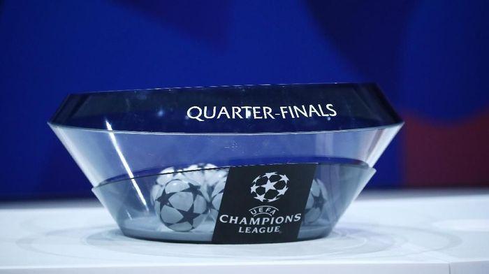 Drawing Liga Champions (Foto: Denis Balibouse/Reuters)