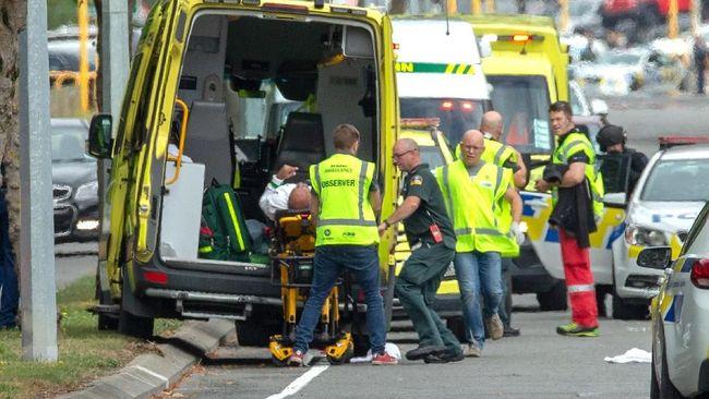 WNI yang Jadi Korban Penembakan di Masjid Selandia Baru dalam Kondisi Kritis