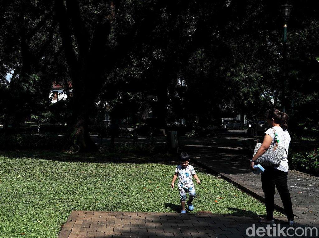 Pemprov DKI Targetkan 53 Taman Maju Bersama Dibangun Tahun Ini