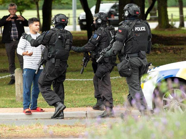 PM Selandia Baru: 40 Orang Tewas dalam Penembakan di 2 Masjid