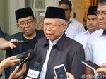 Maruf Amin Tolak Lepas Jaket Ulama Saat Debat: Gimana Sih?