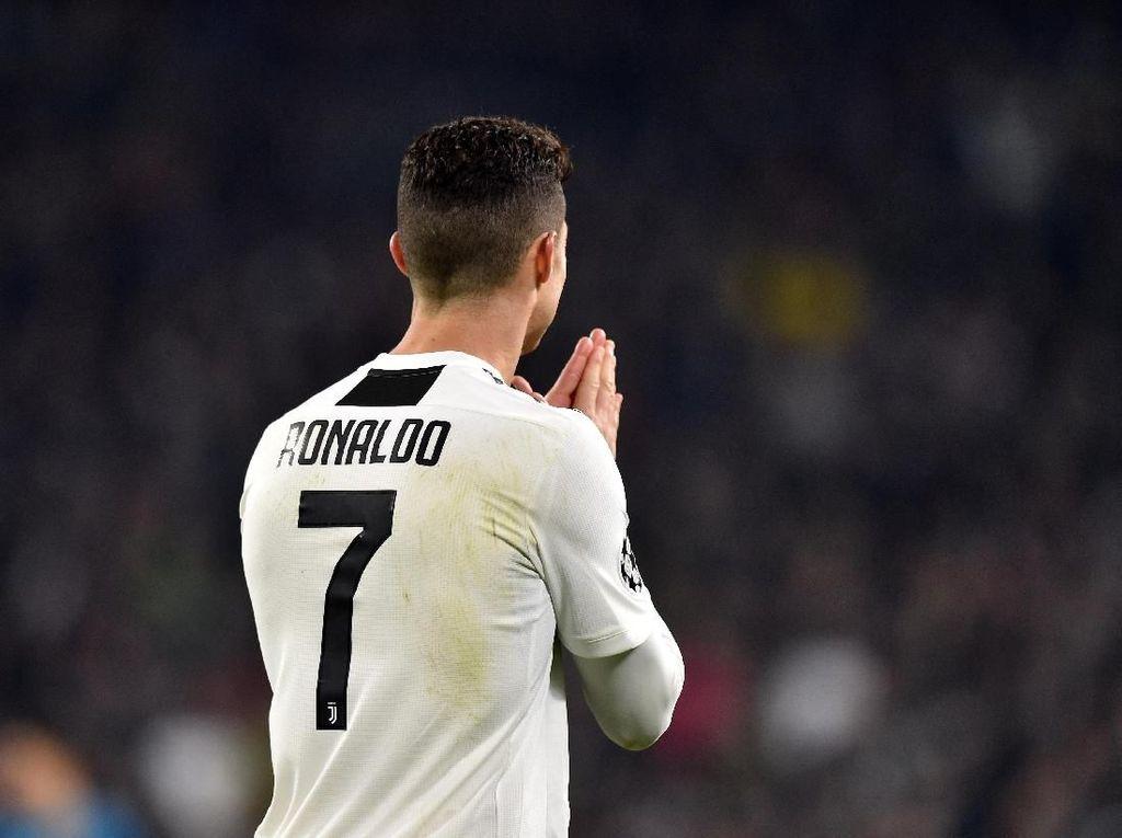 Gara-Gara Tuduhan Pemerkosaan Ronaldo, Juventus Tidak Berani ke AS?