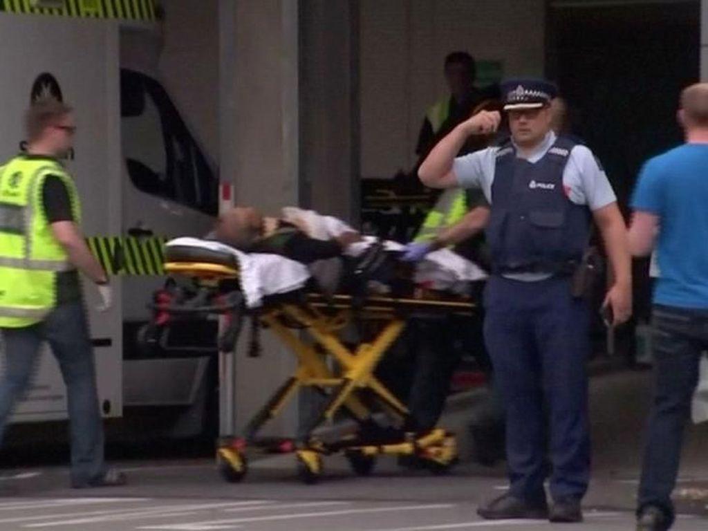 Penembakan Brutal di Masjid Selandia Baru, Ditemukan Bahan Peledak