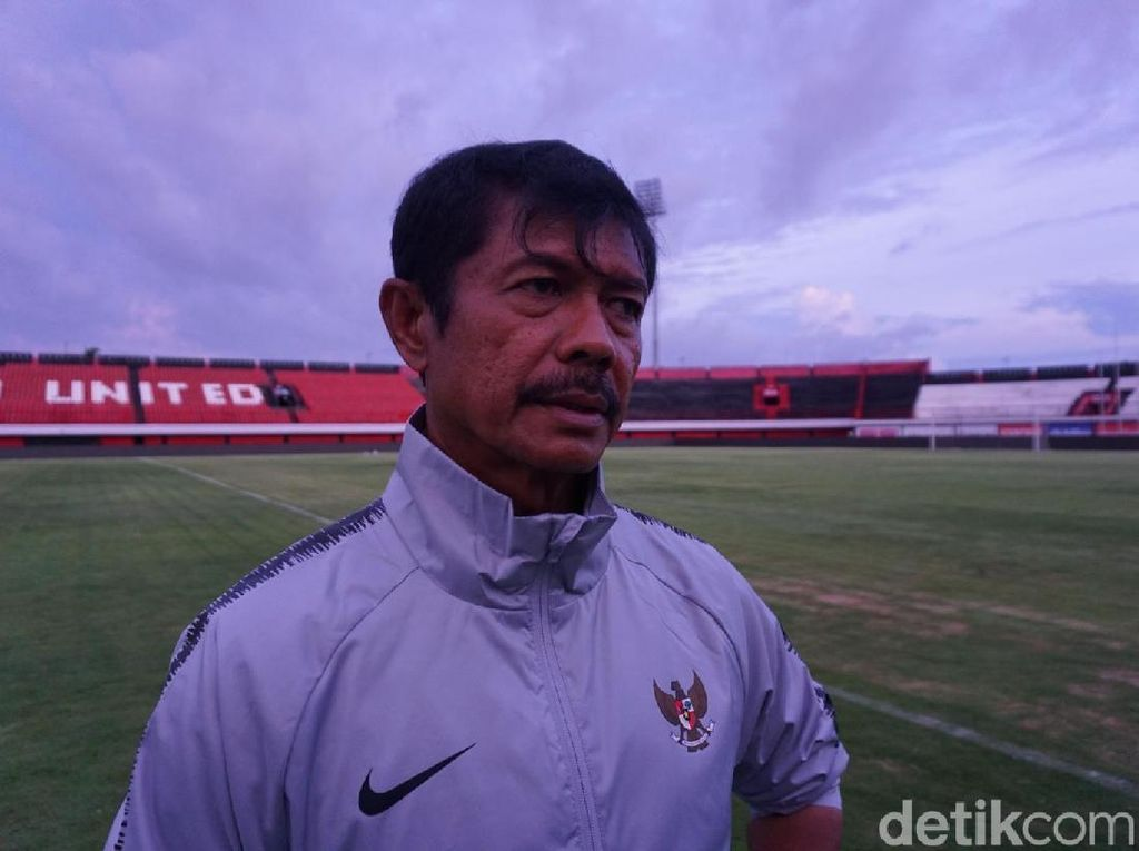 Stadion Wayan Dipta Buka Memori Indra Sjafri