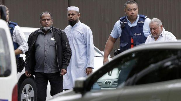 Penembakan terjadi di dua masjid di Christchurch, Selandia Baru.