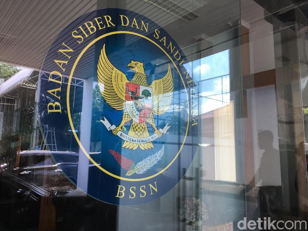 BSSN: Keamanan Siber Indonesia Naik Peringkat