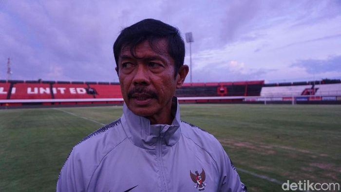 Pelatih Timnas Indonesia U-23, Indra Sjafri. (Foto: Aditya Mardiastuti/Detikcom)