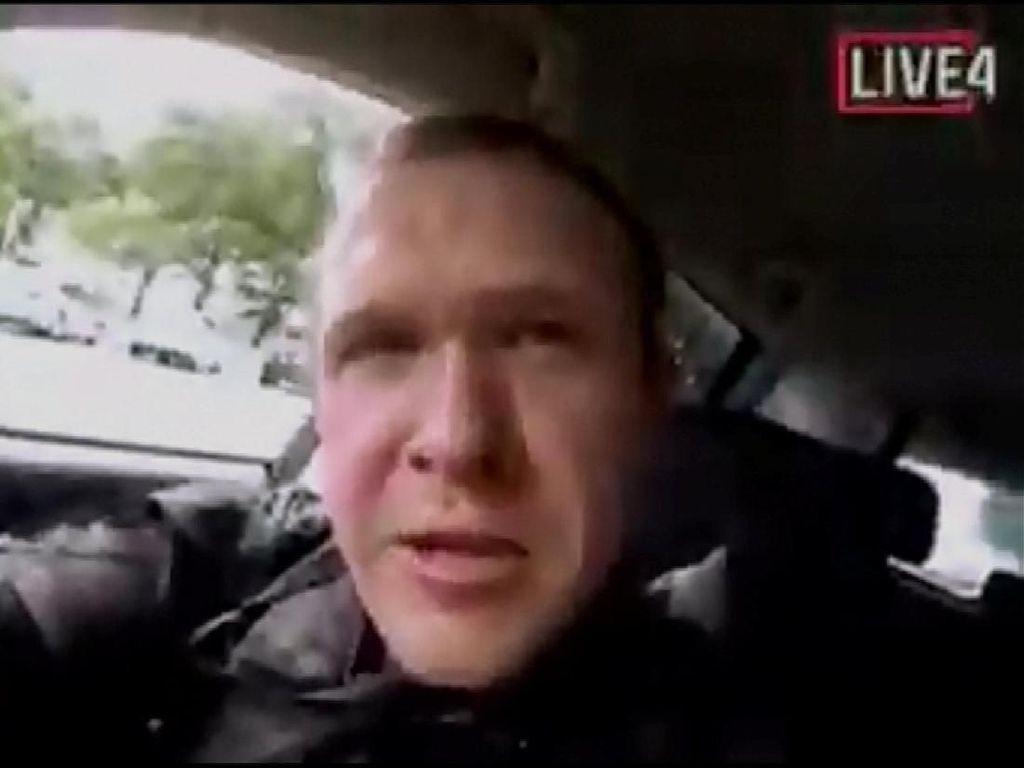 Video Momen Dramatis Penangkapan Pelaku Penembakan di New Zealand