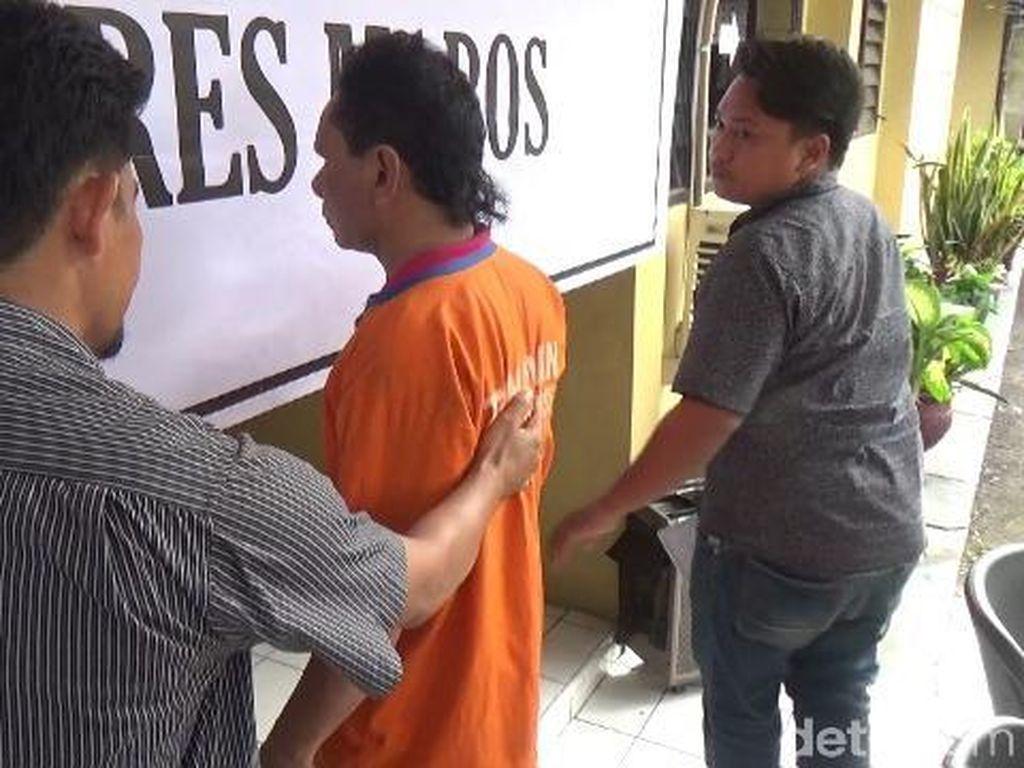 Ngaku punya Uang Gaib Miliaran Rupiah, Dukun di Makassar Ditangkap