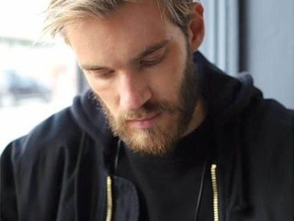 PewDiePie Muak Namanya Disebut oleh Pelaku Teror New Zealand