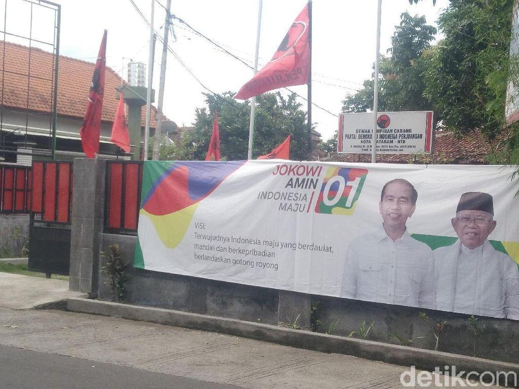 Sekretaris TKD Jokowi-Maruf Akui Lumpuh di NTB