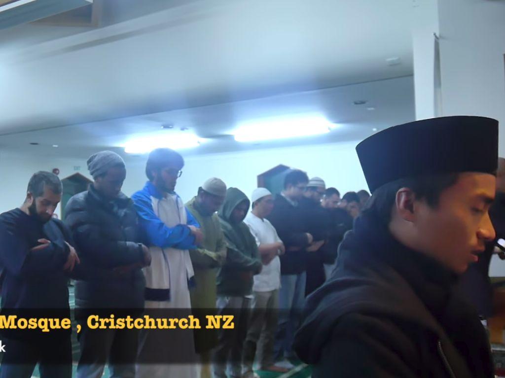 Cerita Taqy Malik Pernah Jadi Imam di Masjid Selandia Baru yang Ditembaki