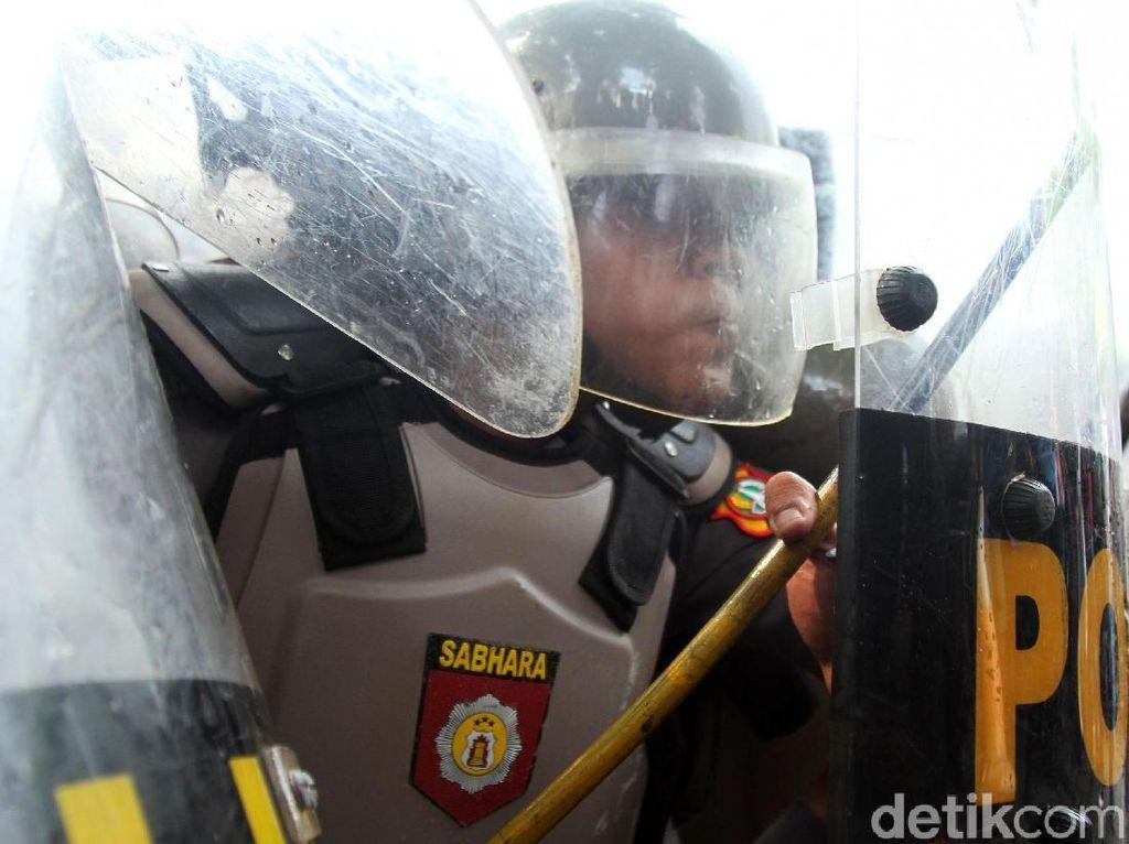 Antisipasi Kerusuhan di TPS, Polres Jakbar akan Turunkan 2.301 Personel