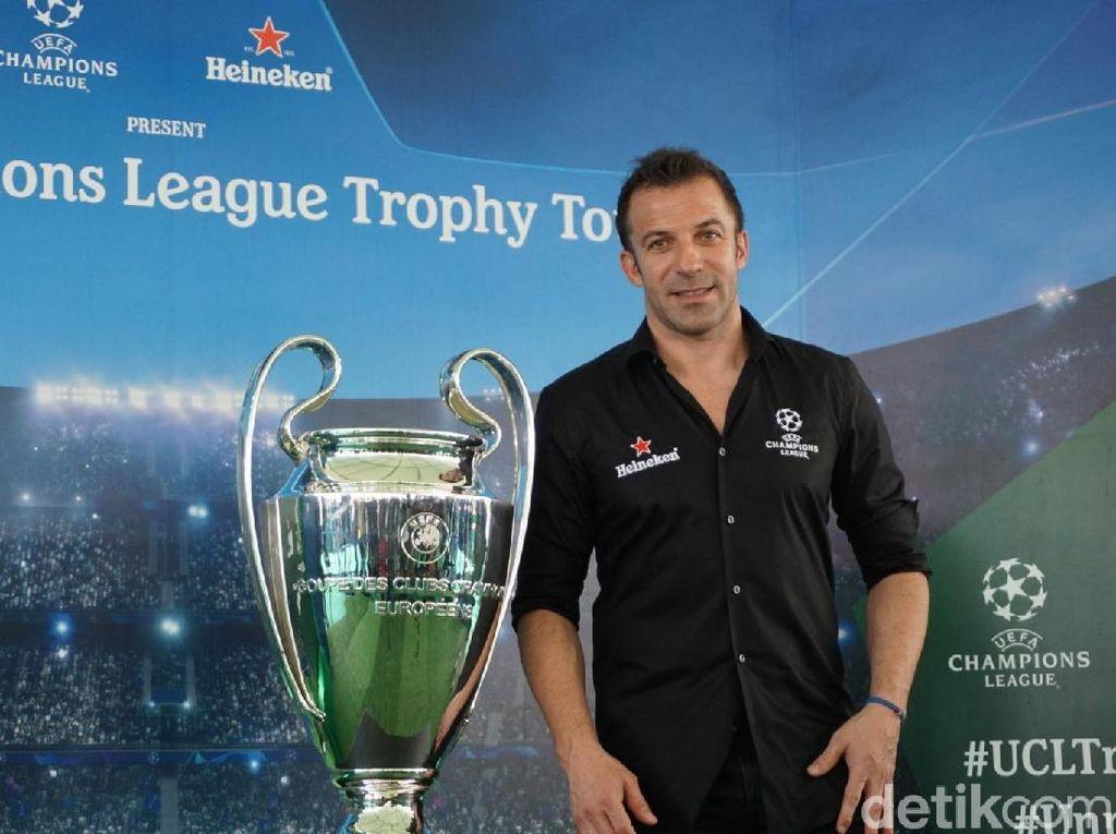 Momen Italia Juara Piala Dunia 2006 Selalu Ingin Diulang Del Piero