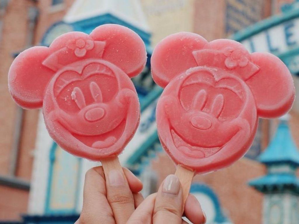 Foto Asyiknya Liburan ke Tokyo DisneySea