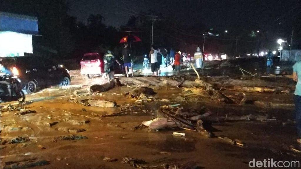 Penampakan Banjir Bandang Sentani Jayapura yang Tewaskan 42 Orang