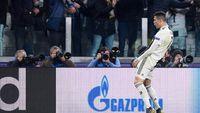 Selebrasi Selangkangan CR7 Membalas Ejekan Fans Atletico