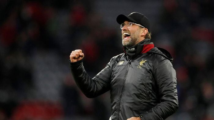 Juergen Klopp tak begitu bernafsu jadi legenda di Liverpool (Action Images via Reuters / Andrew Boyers)
