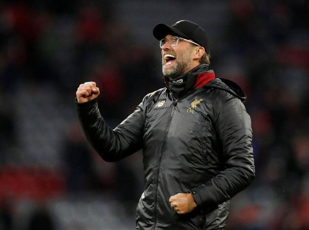 Liverpool Makin Dekat Jadi Juara, Apa Kata Klopp?