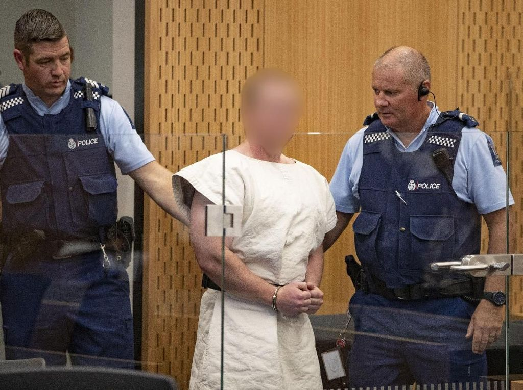 Jejak Keliling Eropa Brenton Tarrant Sebelum Lakukan Teror di New Zealand