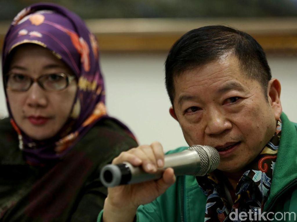PPP Ungkap Detail Penunjukan Plt Ketum Suharso, Tepis Inkonstitusional