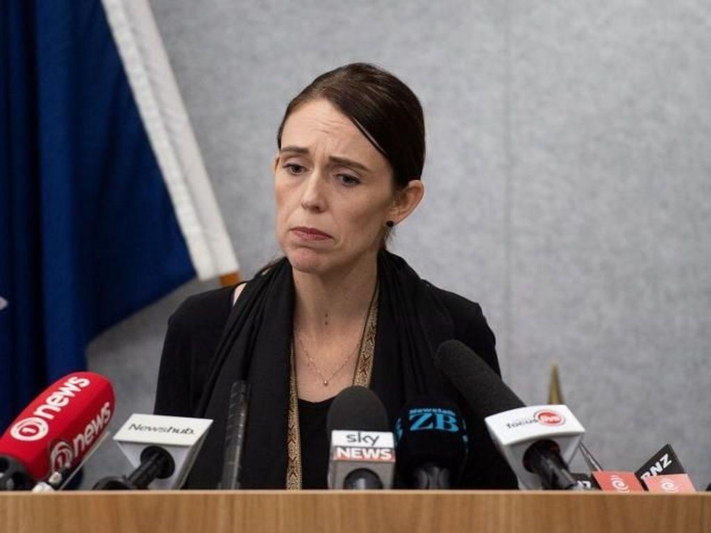 PM New Zealand Dikirimi Manifesto Pelaku 10 Menit Sebelum Teror Masjid