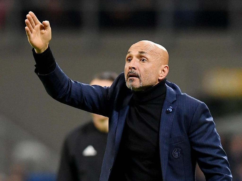 Spalletti: Pengalaman Akan Bawa Inter ke Liga Champions