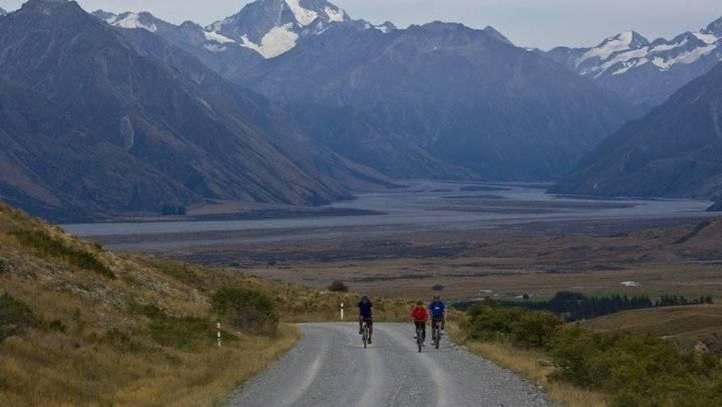 Foto: Christchurch yang Indah Tapi Sedang Berduka