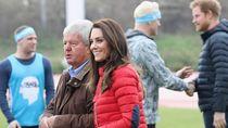 Foto: Bukti Kate Middleton Seorang Pecinta Sneakers Sejati