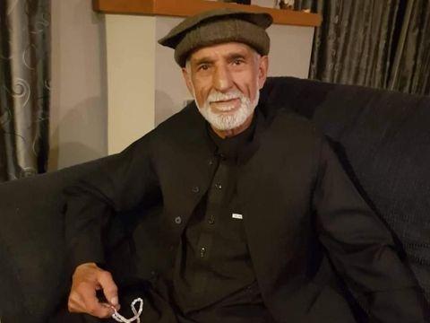 Haji-Daoud Nabi meninggal dunia usai mengorbankan diri untuk menyelamatkan jemaah lain