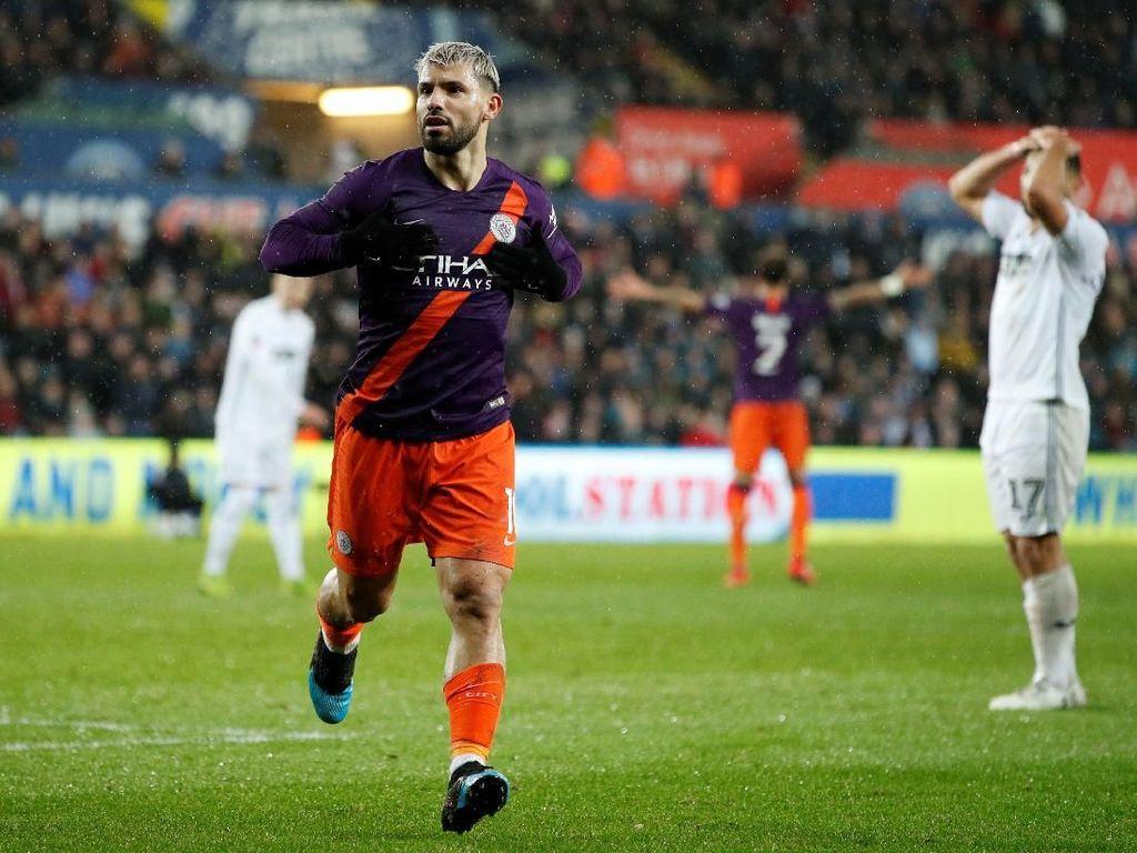 Comeback Gemilang (Berbau Kontroversi) Manchester City