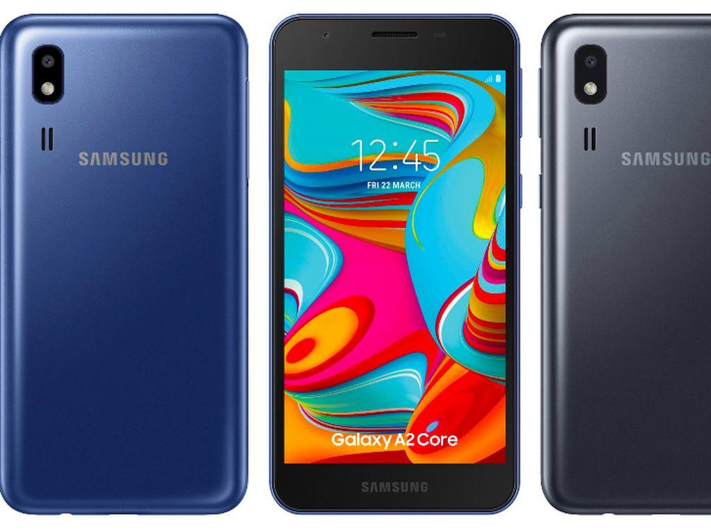 Bocoran Smartphone Murah Galaxy A2 Core