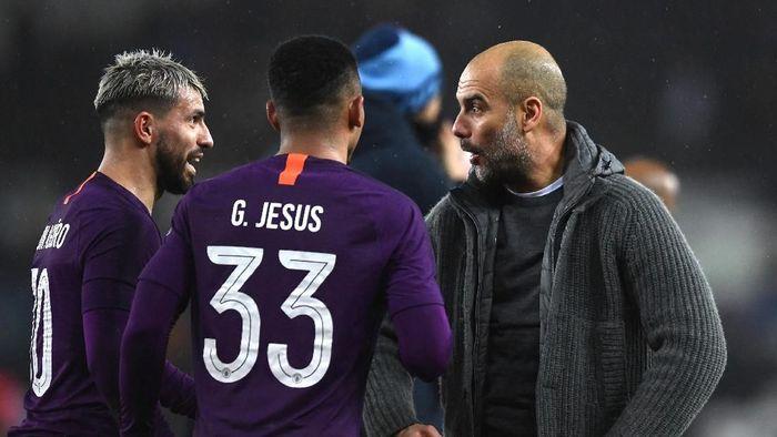 Manchester City jadi tim terkuat di semifinal Piala FA (Harry Trump/Getty Images)