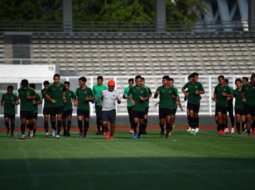 Ini Dia 24 Pemain Timnas Indonesia ke Kualifikasi Piala Asia U-23