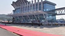 Diresmikan Jokowi, Begini Megahnya Terminal Pelabuhan Sibolga