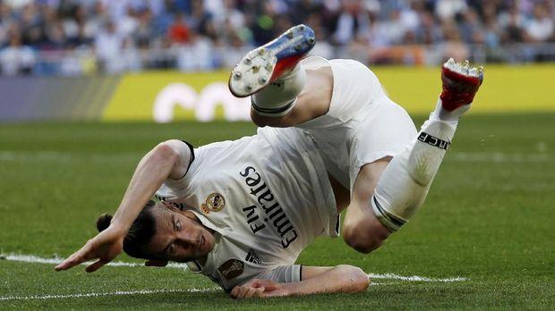 Gareth Bale tampil mengecewakan musim ini.