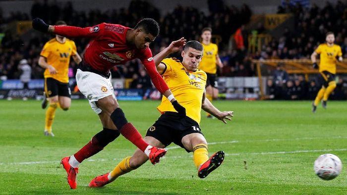 Manchester United mempunyai misi menyudahi laju buruk di kandang Wolverhampton Wanderers. (Foto: Andrew Yates/Reuters)