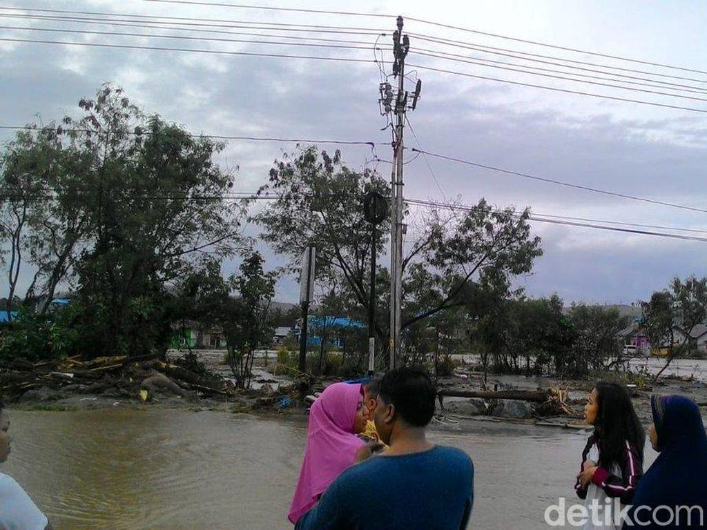 Kronologi Banjir Bandang Terjang Sentani Jayapura
