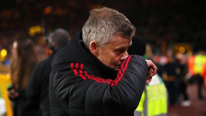 MU menderita dua kekalahan dalam dua laga terakhir. (Catherine Ivill/Getty Images)