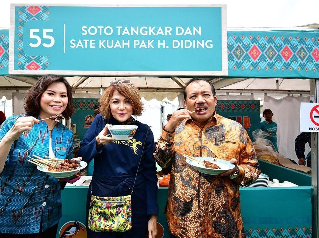 Nikmati Kuliner Khas Nusantara di Festival Jajanan Bango 2019