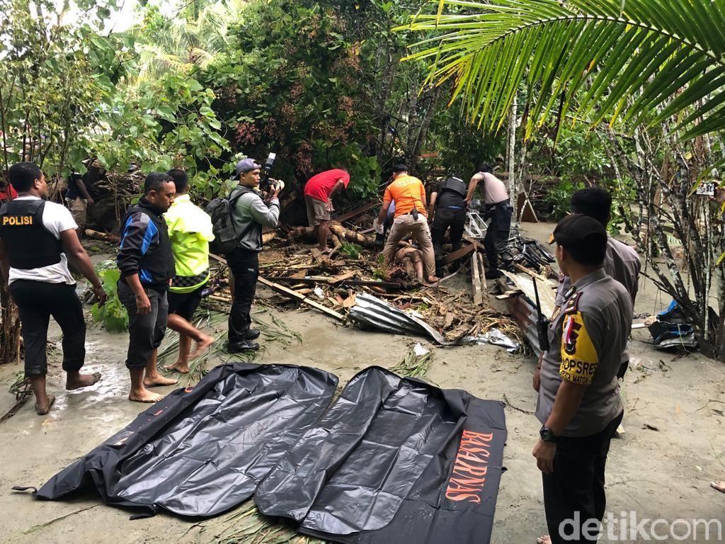 Polisi: Korban Tewas Banjir Bandang dan Longsor di Jayapura Jadi 80 Orang
