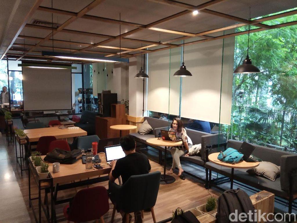 Co Working Space, Kantor Tak Perlu Lagi Resepsionis Cantik