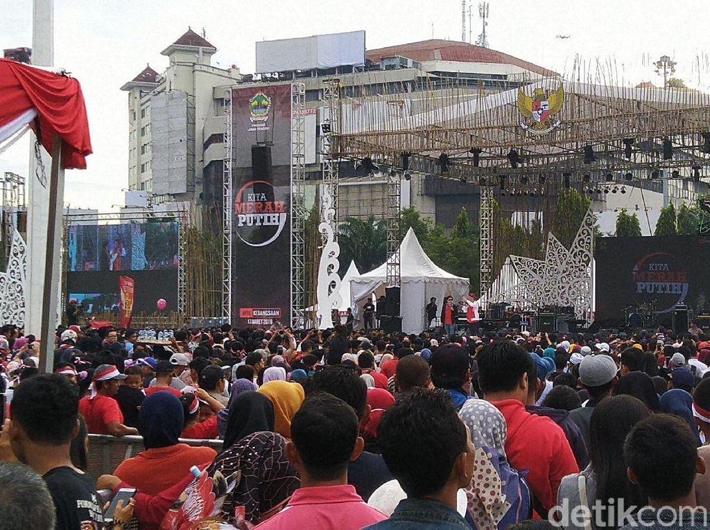 Letto Buka Apel Kebangsaan di Semarang