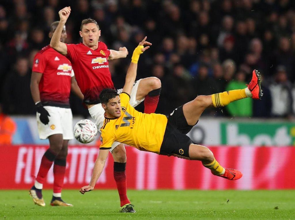 Man United Harus Lebih Tajam di Kandang Wolverhampton
