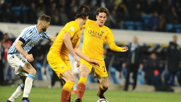 AS Roma tumbang di markas SPAL. (Foto: Mario Carlini / Iguana Press/Getty Images)