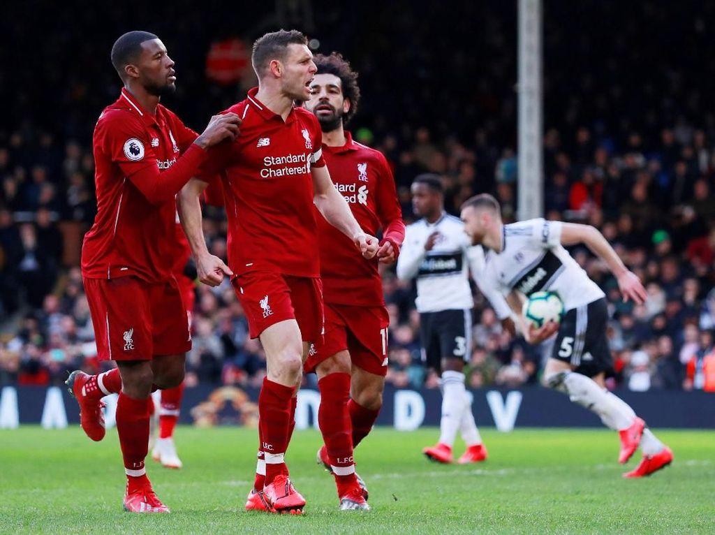 Liverpool Bisa Kok Juara Premier League dan Liga Champions