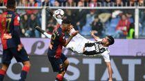 Ini Gol-gol Genoa yang Menyetop Rekor Tak Terkalahkan Juventus