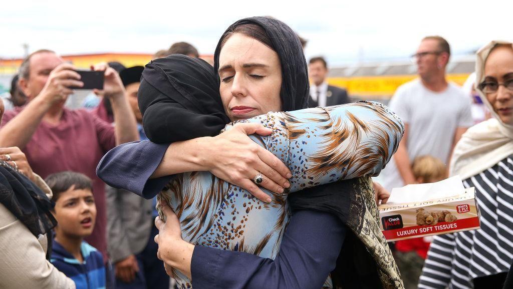 Jacinda Ardern, PM Wanita yang Dipuji Pascaaksi Teror di New Zealand