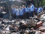 Puluhan Pedagang Tolak Relokasi Pascakios di Pasar Legi Terbakar