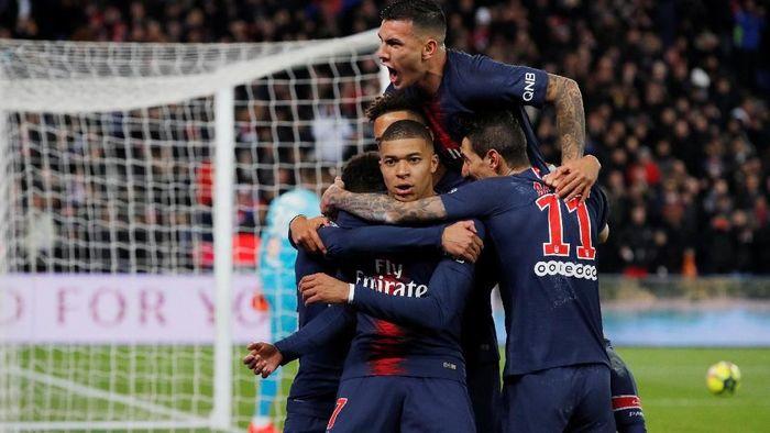 Kylian Mbappe adalah bintang terbesar Paris Saint Germain saat ini (REUTERS/Philippe Wojazer)